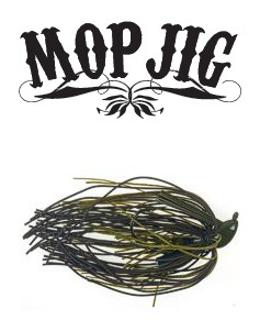 The Mop Jig | Buckeye Lures