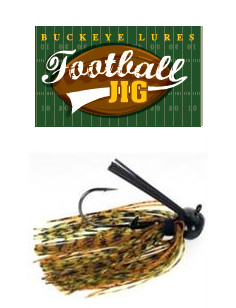 The Football Jig | Buckeye Lures