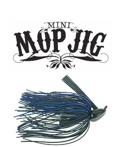 The Mini Mop Jig | Buckeye Lures
