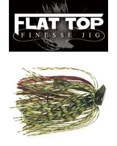 The Flat Top Finesse Jig | Buckeye Lures