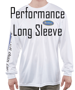Performance Long Sleeve Shirt | Buckeye Lures