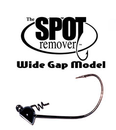 Spot Remover Wide Gap | Buckeye Lures